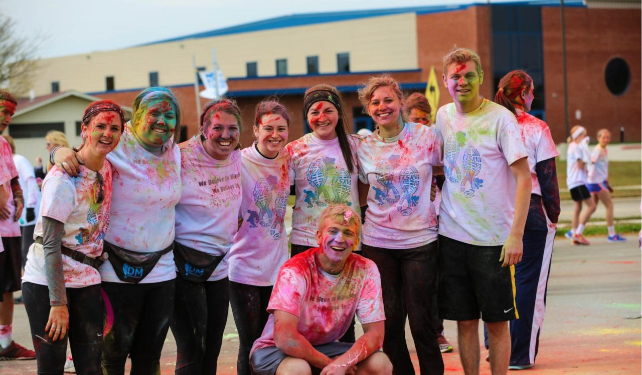 DM 5K Color Run