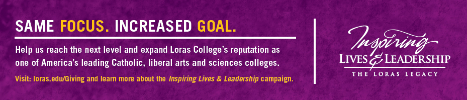 Loras College Inspiring Lives & Leadership Campaign
