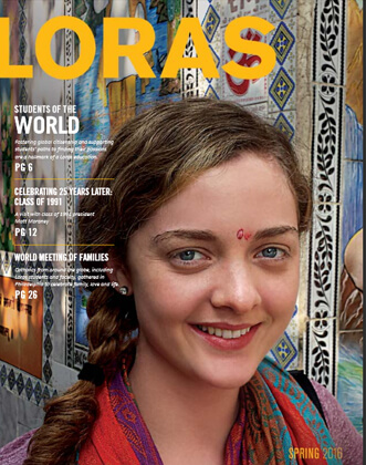 Loras Magazine Cover