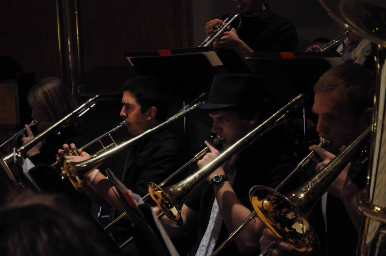 Music Performance Trombone Section