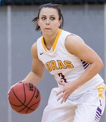 Phillps Basketball Player