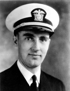 The Rev. Aloysius Schmitt graduated from Loras College in 1932. At the age 32, he was killed aboard a battleship during the attack on Pearl Harbor. Before he died, however, he saved 12 of his shipmates.