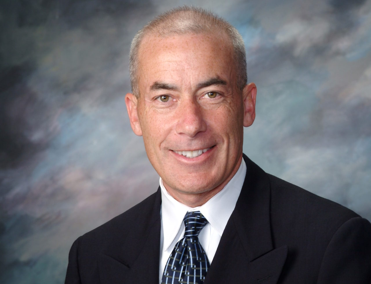 Loras College President Jim Collins