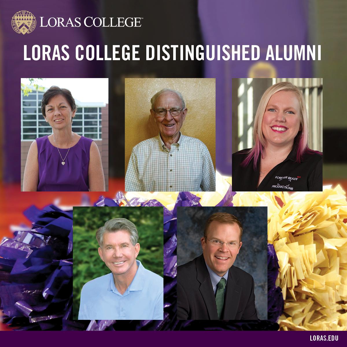 Loras Distinguished Alumni