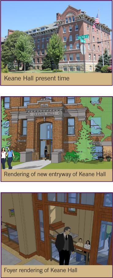 Keane Story Image