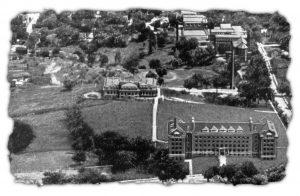 History Aerial Vintage Photo