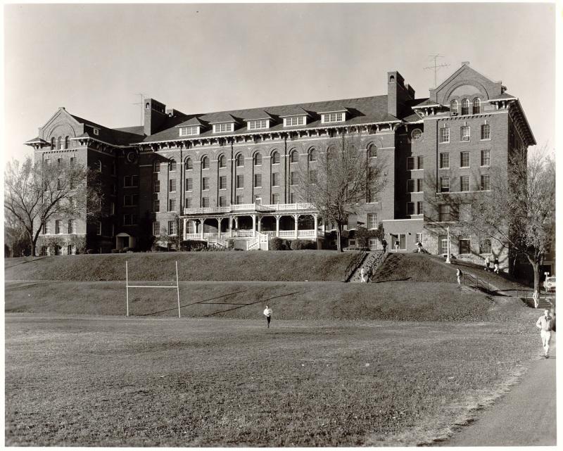 Keane Hall History
