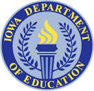 Iowa Dept of Education Logo