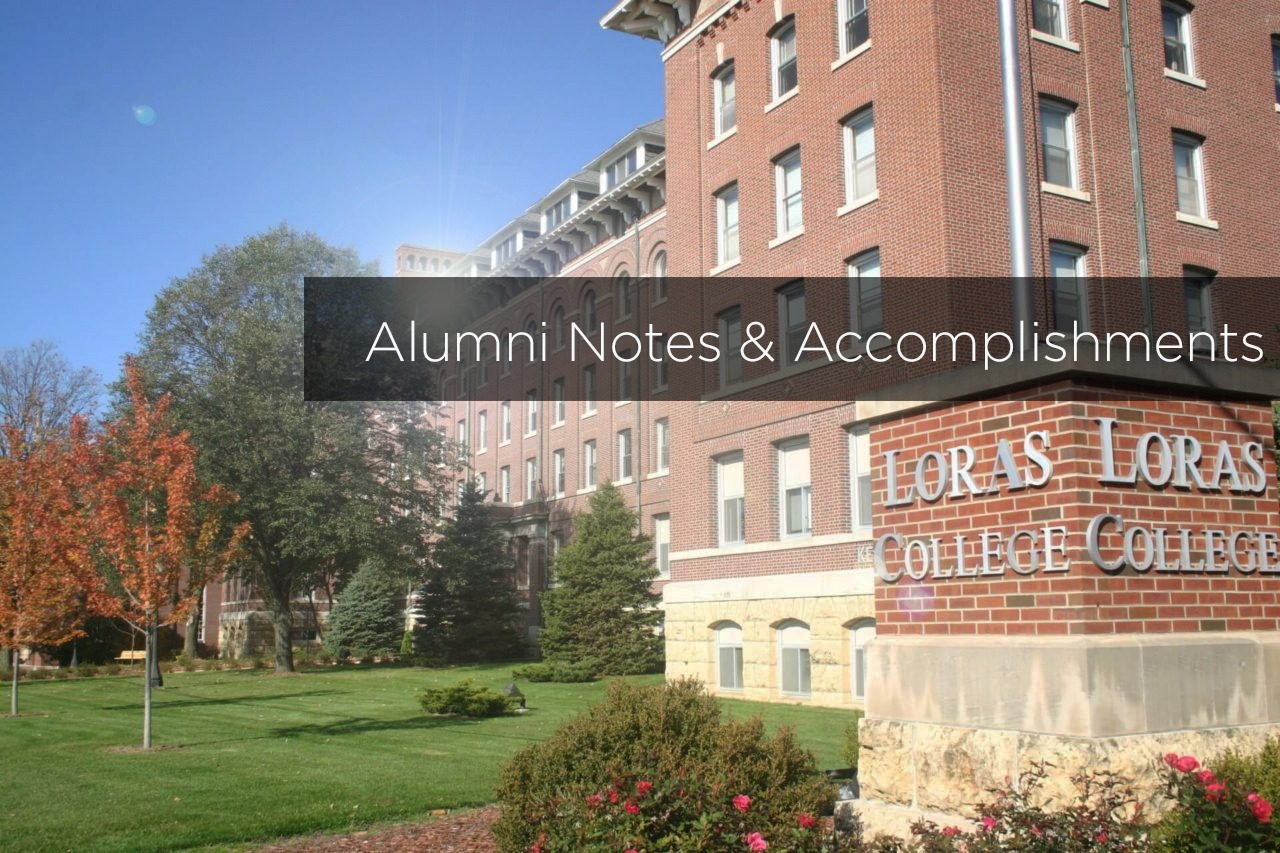 Loras Magazine Alumni Notes