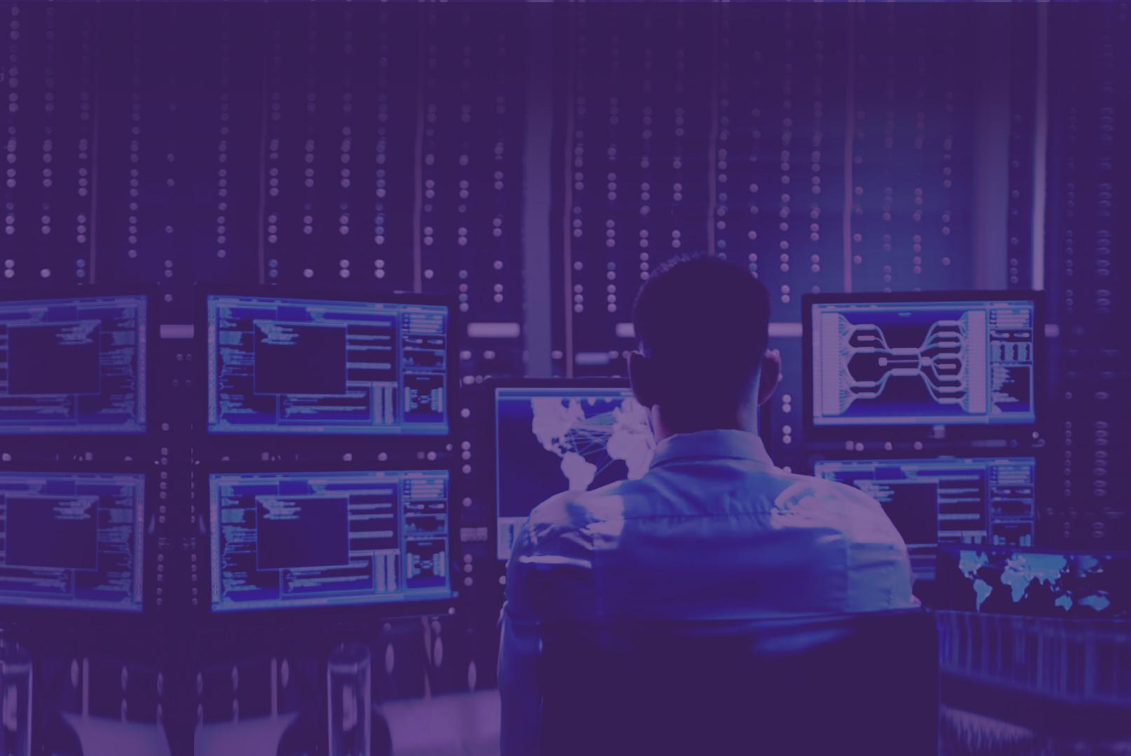 Loras Cybersecurity Program - Purple